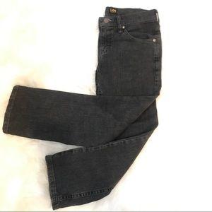 ✨NWOT- Lee Slim Fit Blk Sz- 8R- Jeans!✨